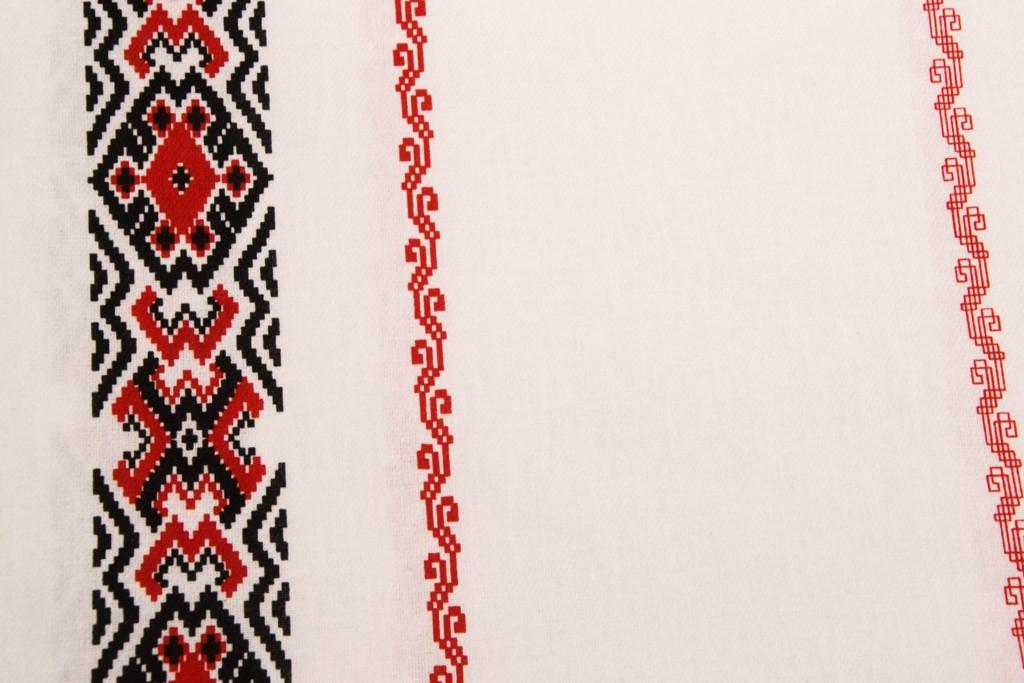 8059532fab99 Textillux.sk - produkt Bavlnená látka ľudový motív piké