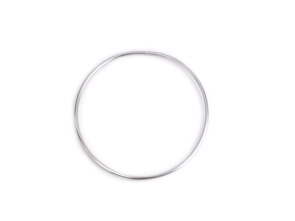3e10b57f3092a Kovový kruh pre lapač snov Ø12 cm | Textil Lux
