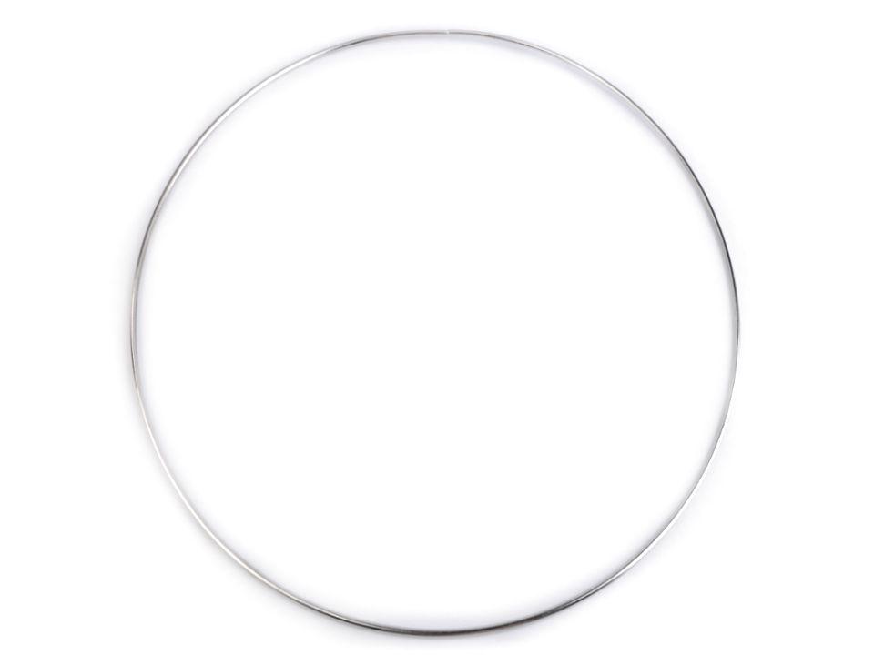 e908c5f5d64ac Kovový kruh pre lapač snov Ø30 cm | Textil Lux