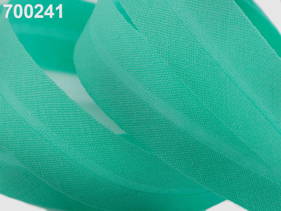 c3ca5fafdcef Šikmý prúžok bavlnený šírka 20mm zažehlený