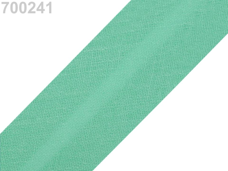 99729b3c8b6a Šikmý prúžok bavlnený šírka 30mm zažehlený