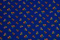 e6862a296b0f Bavlnená látka drobný farebný kvietok 140 cm  11443