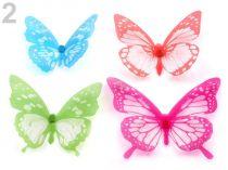 Textillux.sk - produkt Dekorácia motýľ 3D sada 58f1ef3366d